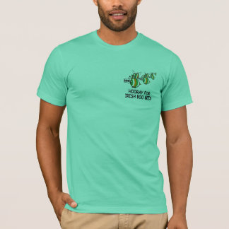 Hooray für Iren Boo bies T-Shirt