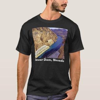 Hooverdamm, der dunkle T - Shirt Nevada-Männer