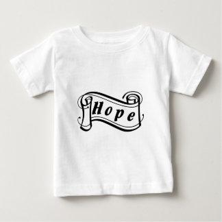 Hope - Hoffnung Fantasy Art - Art Deco Baby T-shirt
