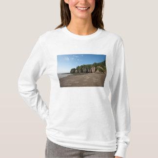 Hopewell Felsen und die Ozean-Gezeiten- T-Shirt