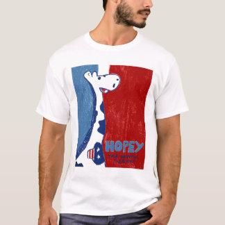 Hopey der hoffnungsvolle Giraffen-T - Shirt