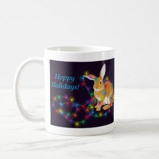 Hopfenreiche Feiertags-Häschen-Tasse Kaffeetasse