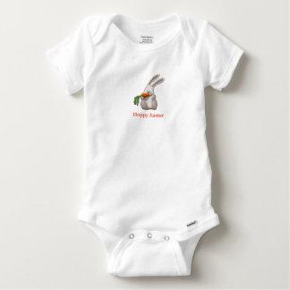 Hopfenreiche Ostern-Babyausstattung Baby Strampler