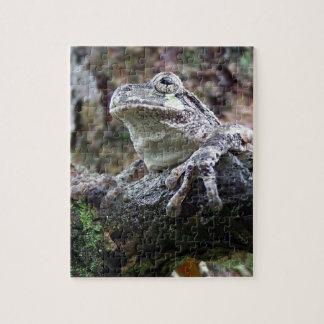 Hopfenreicher Baum-Frosch Puzzle