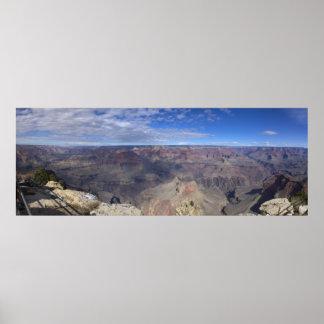 Hopi-Punkt-Panorama Poster