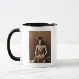 Hopi-Schlangen-Priester CA 1900 Tasse
