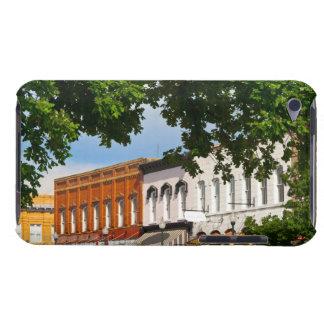 Hopkins Straße, die herein Gerichtquadrat iPod Case-Mate Hüllen
