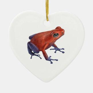 Hopping begrenzt keramik ornament