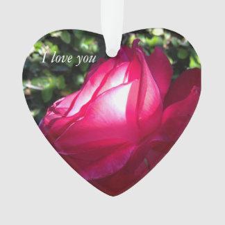 Hören Sie i-Liebe, die Sie verzieren Ornament