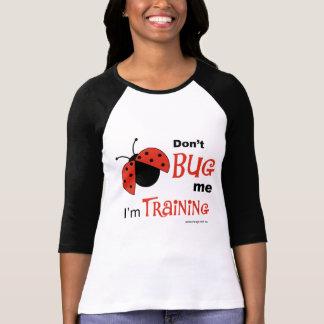 Hören Sie mich nicht Raglan-Shirt ab T-shirt