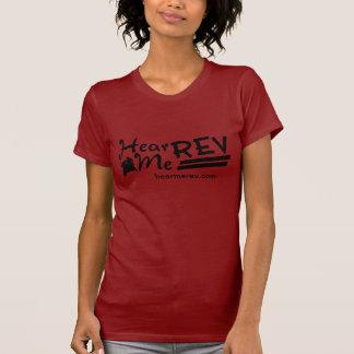 Hören Sie mich Rev T-Shirt