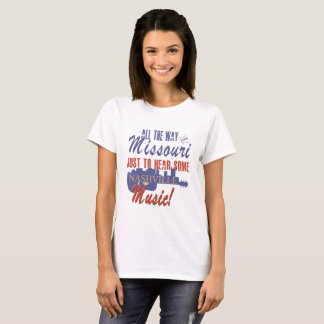 Hören Sie Nashville von Missouri-T - Shirt
