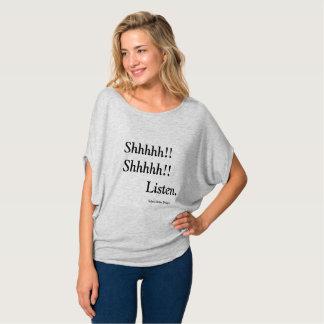 Hören Sie T-Shirt