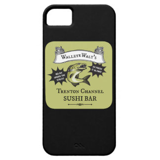 Hornhautflecke Walts Trenton-Kanal-Sushi-Bar Etui Fürs iPhone 5