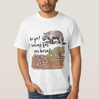 Hornloses Nashorn T-Shirt