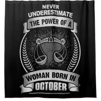 Horoskop Oktober Duschvorhang