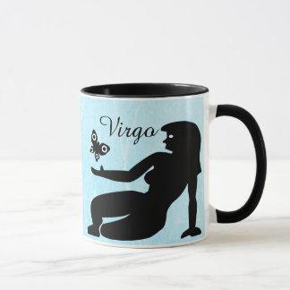 Horoskop-Zeichen-Jungfrau-Kaffee-Tasse Tasse