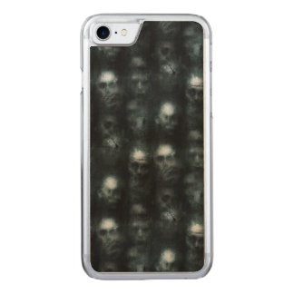Horror Carved iPhone 8/7 Hülle