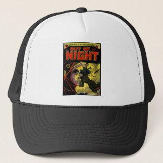 Horror-Comic: Aus der Nacht 4 heraus Truckerkappe