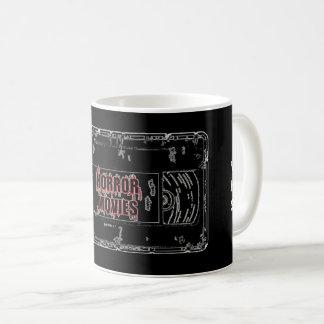 Horror-Filme - Kaffeetasse