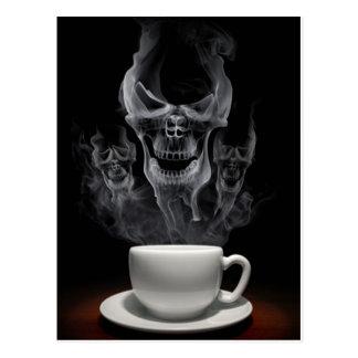 Horror-Monster 1 Postkarten