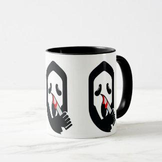 Horror Mug Tasse
