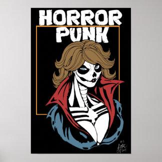 Horror-Punk Poster