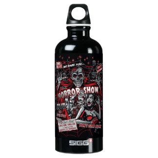 Horrorfilm Monster Spookshow Aluminiumwasserflasche