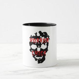 Horrorküken-Tasse Tasse