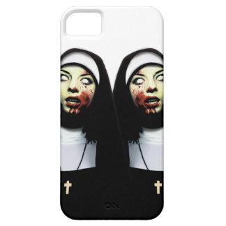 Horrornonnen iPhone 5 Etuis