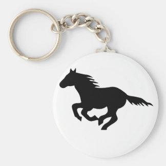 horse pony pferd mustang riding reiten schlüsselanhänger
