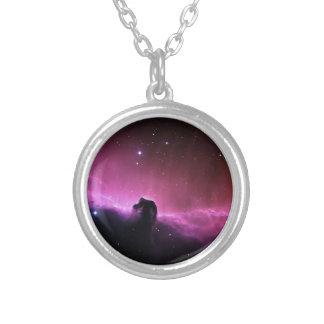 Horsehead Nebelfleck Barnard 33 die NASA Versilberte Kette