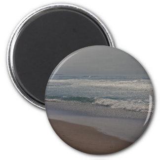 Horsfall Strand, Oregon Runder Magnet 5,1 Cm