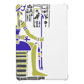 Horus der Falke Egyption Heiroglyph iPad Mini Cover