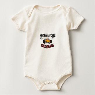Hosier-Staatskunst Baby Strampler