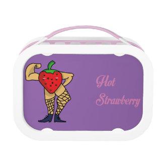 Hot Strawberry Brotdose