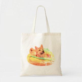 Hotdog Shiba Tasche
