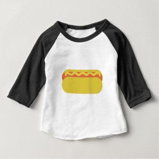 Hotdog-Zeichnen Baby T-shirt