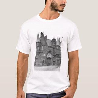 Hotel de Sens, Jahrhundert-früh des späten 19. T-Shirt