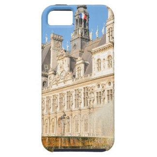 Hotel de Ville (Rathaus) in Paris, Frankreich iPhone 5 Etuis
