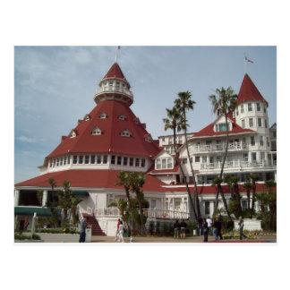 Hotel_del_Coronado Postkarte