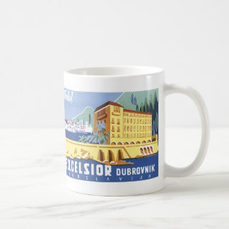 Hotel-Hobelspäne Dubrovnik Kaffeetasse