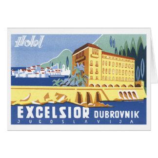 Hotel-Hobelspäne Dubrovnik Karte