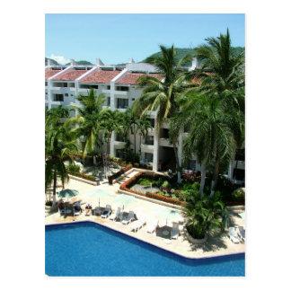 Hotel Ixtapa Palast-Erholungsort u. Wellness-Cente Postkarte