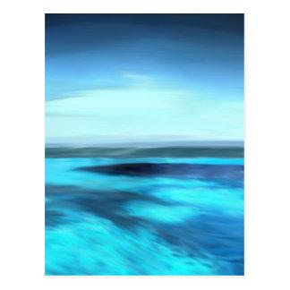 Hotel-Schwimmen Postkarten