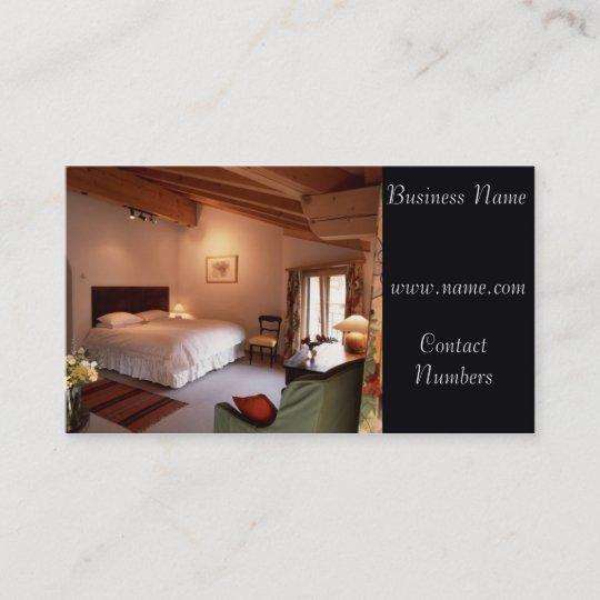 Hotel Visitenkarte Visitenkarte Zazzle De