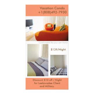 Hotelgestell crad photokartenvorlage