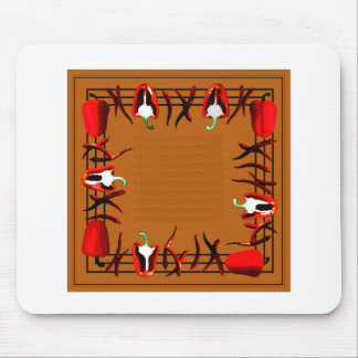 Hots und Süßigkeiten #14 Mousepad