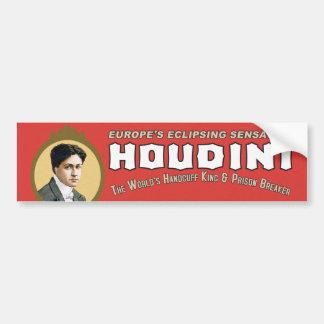 Houdini Handschellen-König Autoaufkleber