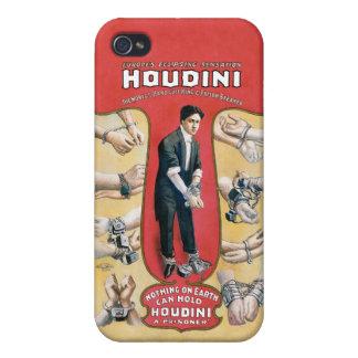 Houdini Handschellen-König iPhone 4 Hüllen